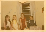 April 1971 - Christy Brady, Tammy Crow, ???, Renee Dickey