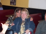 Debbie James and Carol Macrory Allen just sayin CHEESE!!!