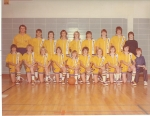 Mayfield Jr. High Basketball Team